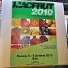 Macfruit, Cesena: 6 Ottobre 2010